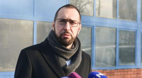 """Tomašević: """"Rasprodaja najvrjednijih gradskih zemljišta prestat će nakon izbora"""""""