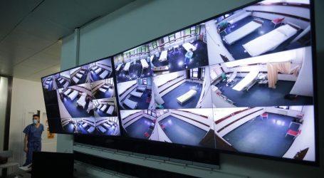 Prerezali žice kompresora za zrak COVID odjela riječkog KBC-a, policija objavila detalje