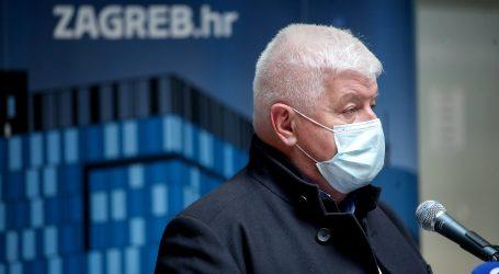 ZAGREB: U posljednja 24 sata zabilježeno 226 novih slučajeva