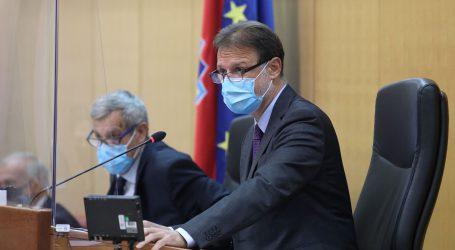 """Jandroković: """"U zadnje vrijeme je bilo nekorektnih rasprava i situacija je osjetljiva s obzirom na epidemiološku situaciju"""""""