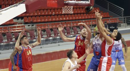 ABA liga: Poraz Splita u Beogradu