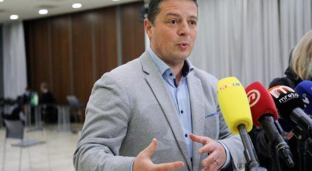 Stojak: Raspravom o proračunu, raspravljamo o rasprodaji Zagreba