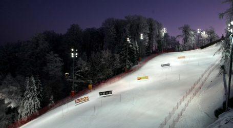 Otkazan superveleslalom za skijašice u St. Moritzu