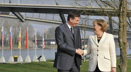 POLITICAL REPORT: Šutnja Angele Merkel potaknula slovensku ucjenu