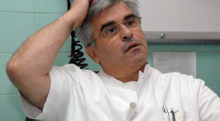 """Baršić: """"U Dubravi se trenutno nalazi 450 bolesnika, a najviše ih je s upalom pluća"""""""
