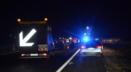 Na autocesti A6 zapalila se cisterna, nema onečišćenja okoliša