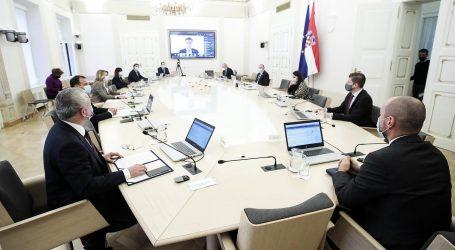 Na Vladi odluka o proglašenju isključivog gospodarskog pojasa