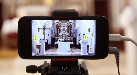 Stožer objavio detaljne preporuke i mjere za održavanje misa