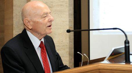 Preminuo hrvatski ekonomist Dragomir Vojnić
