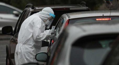 Stožer: U Hrvatskoj 3.363 novooboljelih, preminulo 78 osoba