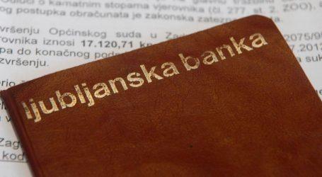 Europski sud za ljudska prava proglasio se nenadležnim oko Ljubljanske banke