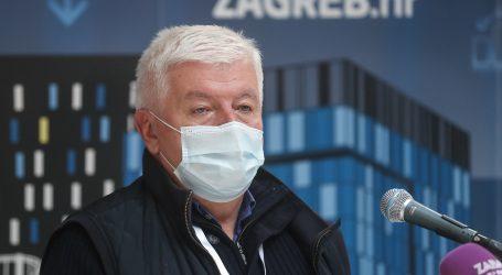 U Zagrebu 77 novih slučajeva zaraze, 327 ozdravljenih više nego jučer