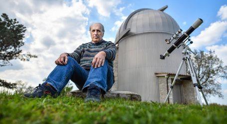 KORADO KORLEVIĆ: Astronomi iz Višnjana mogu zarađivati čuvajući Zemlju od svemirskog smeća