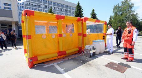 Bolnica u Karlovcu spremna za eventualni prihvat ranjenika