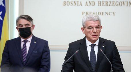 Skandal u BiH: Komšić i Džaferović odbili sastanak s Lavrovim