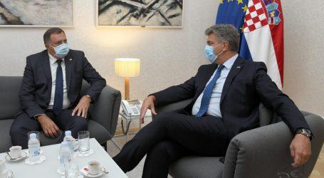 Predsjedanje EU opterećeno pandemijom obilježilo diplomatsku godinu