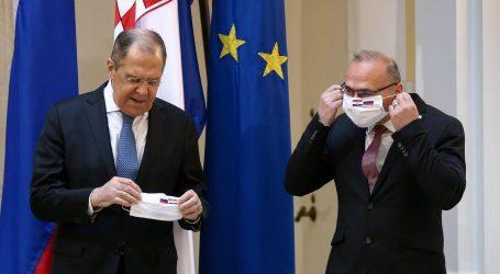 """Grlić Radman nakon susreta s Lavrovom: """"Čitali smo rusku poeziju, otkrio sam njegovu toplu ljudsku dušu"""""""