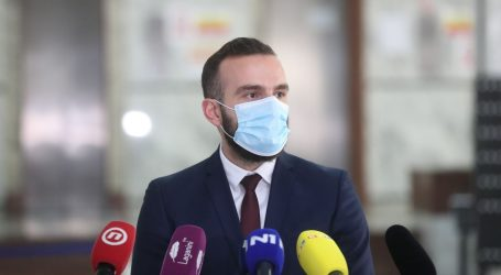 """Ministar Aladrović: """"Vlada i dalje stoji uz poduzetnike"""""""