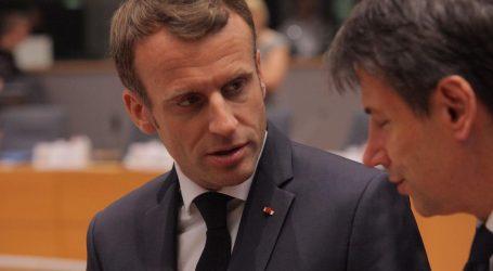Europska unija na inicijativu francuskog predsjednika prijeti uvođenjem sankcija Turskoj