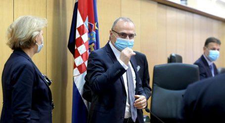 Grlić Radman pozvao zastupnike da podrže proglašenje isključivog gospodarskog pojasa
