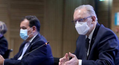 Nacionalni stožer: U Hrvatskoj 1975 novih slučajeva zaraze, preminulo 76 osoba