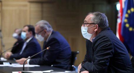 """Božinović: """"U cijeloj Europi kafići su zatvoreni, a crkve otvorene"""""""