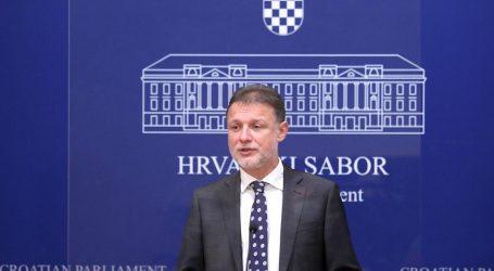 """Predsjednik Sabora Jandroković čestitao Božić: """"Odgovornim ponašanjem prevladat ćemo kušnje"""""""