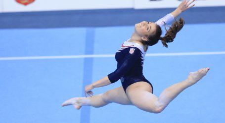 EP – Hrvatske gimnastičarke izborile četiri finala