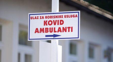 U BiH zabiljženo nešto više od 700 novih slučajeva, preminulo 38 osoba
