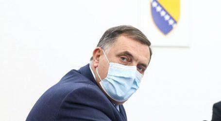 """Dodik: """"Cjepiva sa Zapada izazivaju sterilitet, a na Srbe je opći napad"""""""