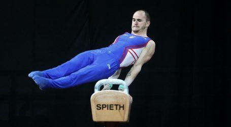 Filip Ude i Aurel Benović srebrni na Europskom prvenstvu u gimnastici
