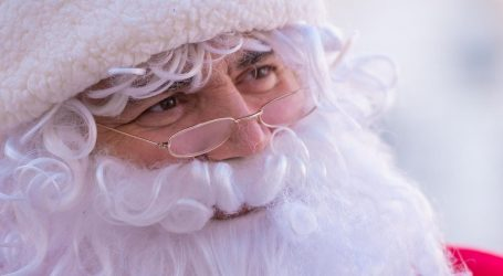 Čestitka Djeda Božićnjaka stigla je i u Hrvatsku