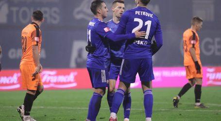 Dinamo pobjedom nad Varaždinom na prvenstvenu stanku otišao s vrha ljestvice