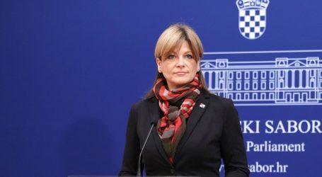 Zekanović u Saboru kritizirao Plenkovića, Karolina Vidović Krišto traži ostavku Ćorića