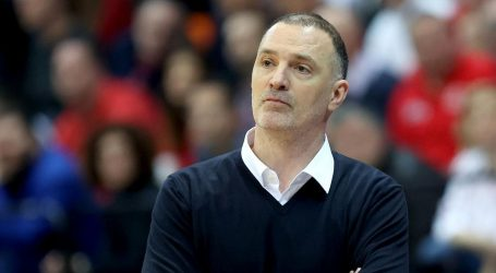 Košarkaški izbornik Veljko Mršić na Badnjak završio u bolnici