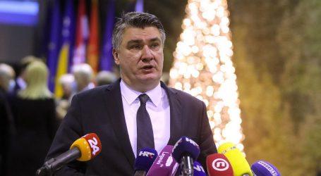"""Božićna čestitka predsjednika Milanovića: """"Briga za starije, nemoćne i bolesne nikada nije bila važnija nego što je danas"""""""