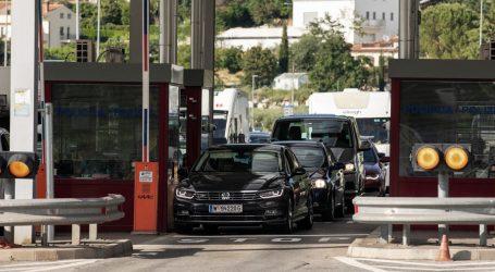 Hojs kaže da su 2022. zbog Schengena mogući zastoji na slovensko-hrvatskoj granici