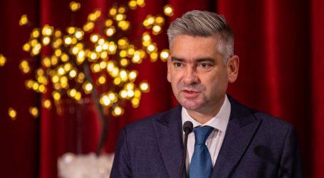 Godišnje primanje za novinare: Boris Miletić zahvalio građanima na samodisciplini