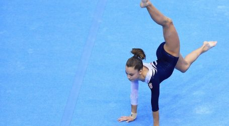 EP Gimnastika: Zwicker šesta i sedma