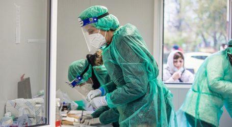 Stožer: Na 10.626 testiranih imamo 3.955 novozaraženih, preminulo 68 osoba