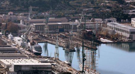 Brodosplitov polarni kruzer u gradnji otplovio za riječki Viktor Lenac