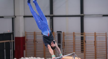 I gimnastičar Srbić drugi u Europi