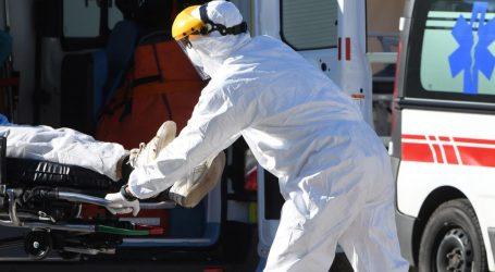 Broj preminulih od koronavirusa u Hrvatskoj prešao 2000