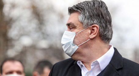 """Milanović: """"Bila je teška godina, grozna. Ovo je kao da na kraju dodaš uvredu na ozljedu"""""""