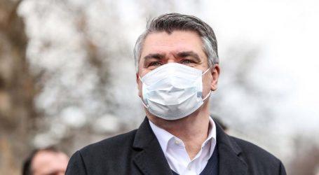 Predsjednik Milanović otkazao posjet Spomeniku domovini