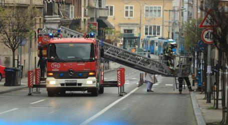 Zbog posljedica potresa zagrebački vatrogasci imali 370 intervencija