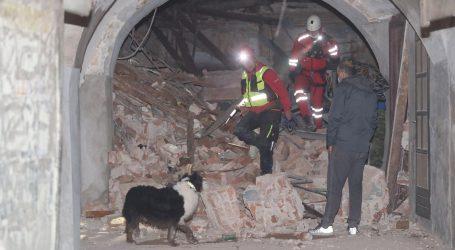Tijekom noći HGSS-ovci obišli 84 sela, nije bilo ljudi pod ruševinama