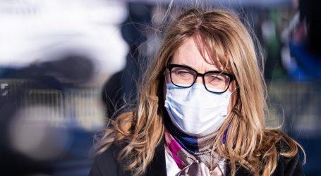 """Željka Karin: """"Pozivam građane da se suzdrže od druženja, pridržavamo mjera i da krenemo u cijepljenje"""""""
