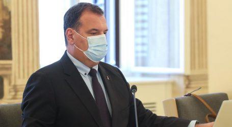 Optužen zbog prijetnji ministru zdravstva Viliju Berošu