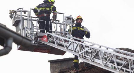 U Zagrebu zbog potresa 270 hitnih intervencija